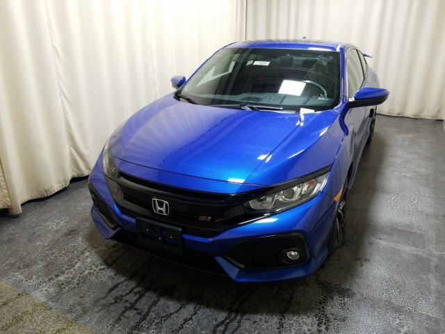 New 2019 Honda Civic Si Coupe 2DR SI