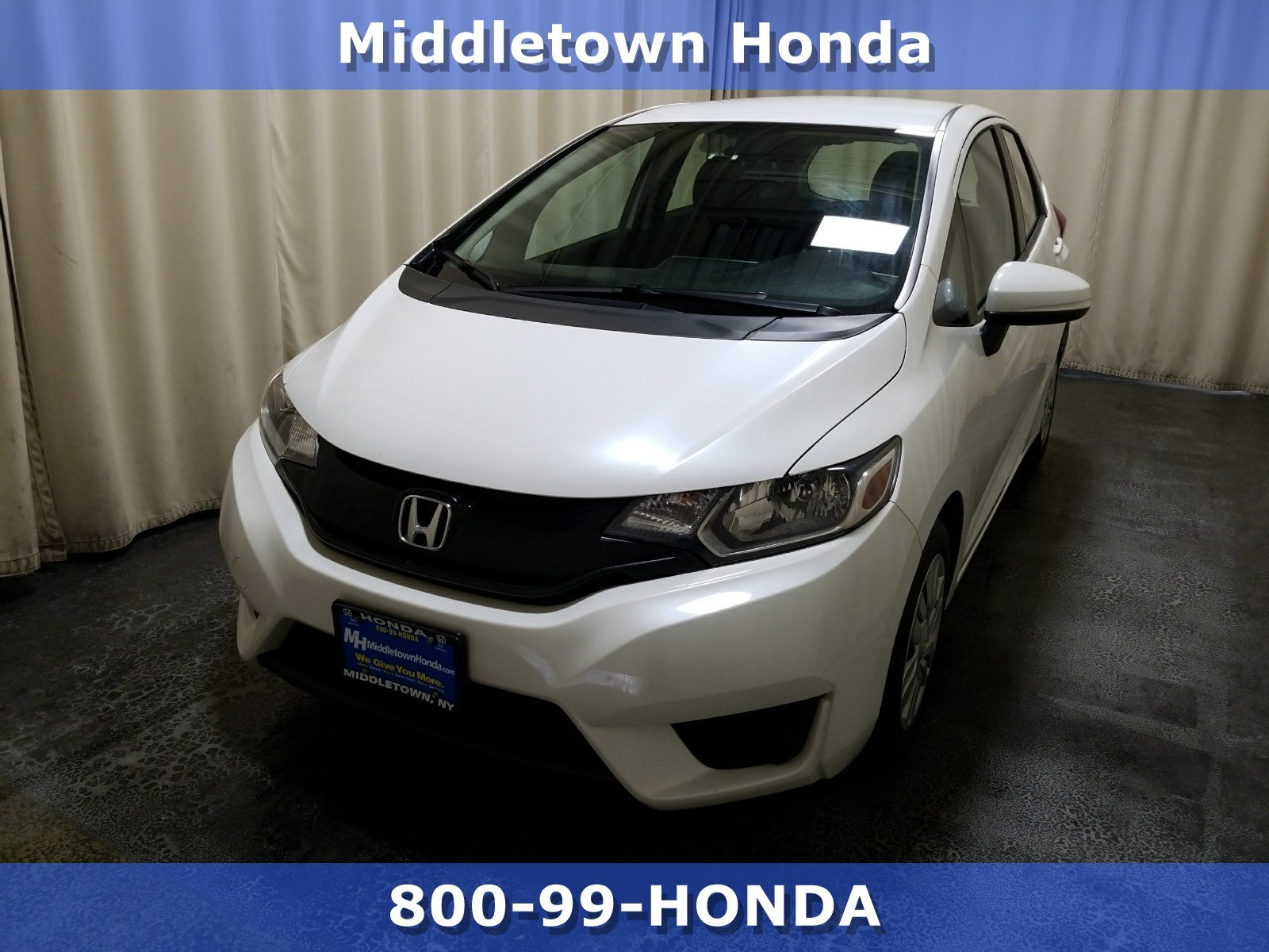 Certified Pre Owned 2016 Honda Fit Lx