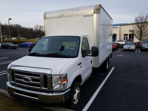 Pre-Owned 2016 Ford Econoline Commercial Cutaway E350