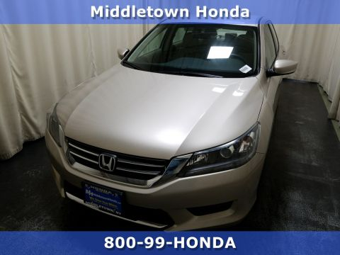 Superior Certified Pre Owned 2013 Honda Accord LX