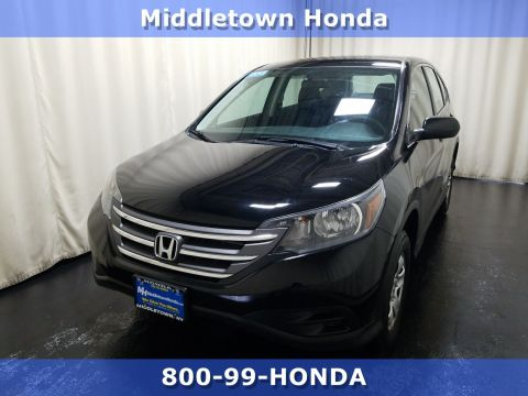 Used 2017 Pre Owned Honda Cr V Lx