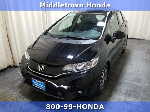 Certified Pre-Owned 2017 Honda Fit EX
