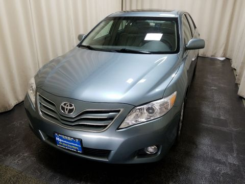Great Pre Owned 2010 Toyota Camry XLE
