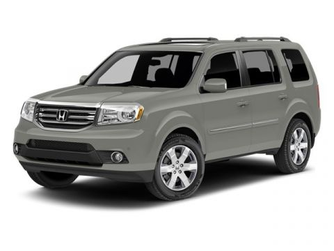 Certified Pre-Owned 2014 Honda Pilot Touring w/RES w/Navi