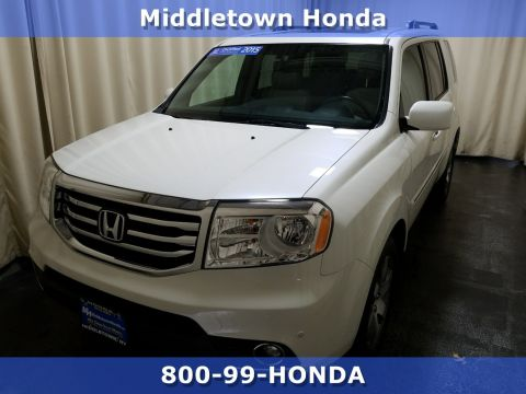 Certified Pre-Owned 2015 Honda Pilot Touring w/RES w/Navi