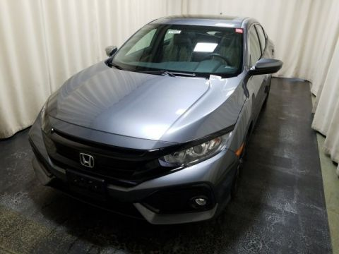 New 2018 Honda Civic Hatchback EX